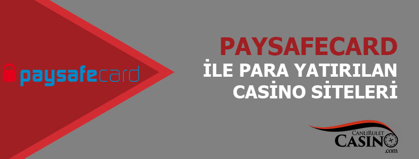 Paysafecard Para Yatırma