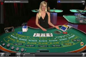 Youwin Canlı Casino Bakara Masası