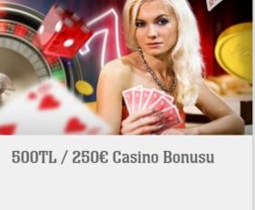 Youwin 500 TL casino bonusu